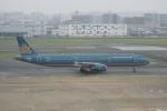 pringlesさんが、福岡空港で撮影したベトナム航空 A321-231の航空フォト(写真)