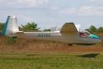 MOR1(新アカウント)さんが、阿蘇観光牧場飛行場で撮影した日本個人所有 Ka 8の航空フォト(写真)