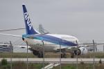 飛行機ゆうちゃんさんが、羽田空港で撮影した全日空 737-54Kの航空フォト(写真)