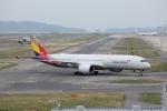 MIRAGE E.Rさんが、関西国際空港で撮影したアシアナ航空 A350-941XWBの航空フォト(写真)