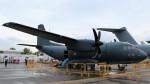 westtowerさんが、シンガポール・チャンギ国際空港で撮影したオーストラリア空軍 C-27J Spartanの航空フォト(写真)