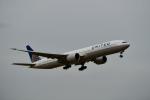 beimax55さんが、成田国際空港で撮影したユナイテッド航空 777-322/ERの航空フォト(写真)