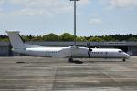 リョウさんが、鹿児島空港で撮影した日本エアコミューター DHC-8-402Q Dash 8の航空フォト(写真)