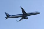 kuro2059さんが、伊丹空港で撮影した全日空 A321-211の航空フォト(写真)