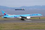 yabyanさんが、中部国際空港で撮影した大韓航空 777-3B5/ERの航空フォト(飛行機 写真・画像)