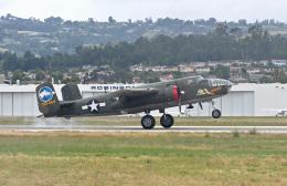 Cimarronさんが、TORRANCE MUNICIPAL AIRPORT - ZAMPERINI FIELDで撮影したCollings Foundation の航空フォト(飛行機 写真・画像)