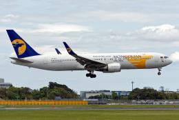 航空フォト:JU-1012 MIATモンゴル航空 767-300