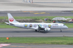 kuro2059さんが、羽田空港で撮影したジェイ・エア ERJ-190-100(ERJ-190STD)の航空フォト(写真)