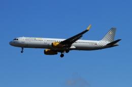 航空フォト:EC-MHS ブエリング航空 A321