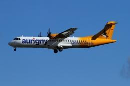 twining07さんが、ロンドン・ガトウィック空港で撮影したオーリニー・エア・サービス ATR-72-500 (ATR-72-212A)の航空フォト(飛行機 写真・画像)