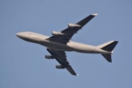 りゅうさんさんが、横田基地で撮影したカリッタ エア 747-4B5F/SCDの航空フォト(飛行機 写真・画像)