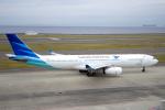 yabyanさんが、中部国際空港で撮影したガルーダ・インドネシア航空 A330-343Eの航空フォト(写真)