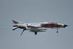こびとさんさんが、松島基地で撮影した航空自衛隊 F-4EJ Kai Phantom IIの航空フォト(写真)