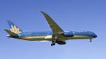 パンダさんが、成田国際空港で撮影したベトナム航空 787-9の航空フォト(写真)