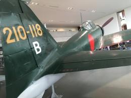 ヒコーキグモさんが、呉海事資料館で撮影した日本海軍 Zero 62/A6M7の航空フォト(写真)