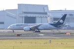 Re4/4さんが、成田国際空港で撮影したアエロメヒコ航空 787-8 Dreamlinerの航空フォト(写真)