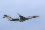 marariaさんが、青森空港で撮影した不明 Gulfstream G650 (G-VI)の航空フォト(写真)