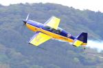 non-nonさんが、鹿屋航空基地で撮影したWPコンペティション・アエロバティック・チーム EA-300Lの航空フォト(写真)