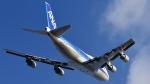flytaka78さんが、羽田空港で撮影した全日空 747-481(D)の航空フォト(写真)