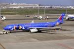 とらとらさんが、羽田空港で撮影した中国東方航空 A330-343Xの航空フォト(飛行機 写真・画像)