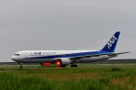 mamemashinさんが、佐賀空港で撮影した全日空 767-381/ERの航空フォト(写真)