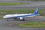 kuro2059さんが、羽田空港で撮影した全日空 A321-272Nの航空フォト(写真)