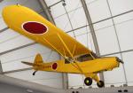 チャーリーマイクさんが、所沢航空発祥記念館で撮影した陸上自衛隊 L-21B Super Cub (PA-18-135)の航空フォト(写真)