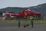 たっしーさんが、鹿屋航空基地で撮影した日本法人所有 AW109SPの航空フォト(写真)
