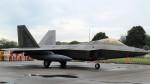 westtowerさんが、シンガポール・チャンギ国際空港で撮影したアメリカ空軍 F-22A-30-LM Raptorの航空フォト(写真)