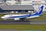 あしゅーさんが、福岡空港で撮影した全日空 737-781の航空フォト(飛行機 写真・画像)