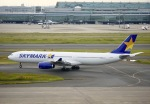 flying_horseさんが、羽田空港で撮影したスカイマーク A330-343Xの航空フォト(写真)