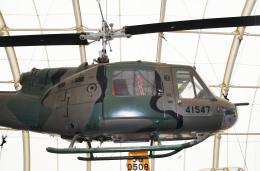 チャーリーマイクさんが、所沢航空発祥記念館で撮影した陸上自衛隊 UH-1Bの航空フォト(飛行機 写真・画像)