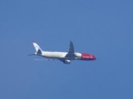 worldstarさんが、オークランド国際空港で撮影したノルウェー・エアシャトル・ロングホール 787-9の航空フォト(飛行機 写真・画像)