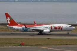 中部国際空港 - Chubu Centrair International Airport [NGO/RJGG]で撮影されたティーウェイ航空 - T'way Airlines [TW/TWB]の航空機写真