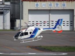 daifuku200LRさんが、高松空港で撮影したオールニッポンヘリコプター EC135T2の航空フォト(飛行機 写真・画像)