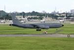 OMAさんが、嘉手納飛行場で撮影したアメリカ空軍 KC-135R Stratotanker (717-148)の航空フォト(飛行機 写真・画像)