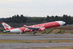 MA~RUさんが、成田国際空港で撮影したインドネシア・エアアジア・エックス A330-343Xの航空フォト(飛行機 写真・画像)