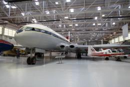 Koenig117さんが、コスフォード空軍基地で撮影したブリティッシュ・オーバーシーズ・エアウェイズ (BOAC) DH.106 Comet 1XBの航空フォト(飛行機 写真・画像)