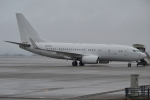 E-75さんが、函館空港で撮影したアメリカ個人所有 737-7BC BBJの航空フォト(写真)