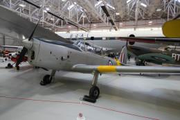 Koenig117さんが、コスフォード空軍基地で撮影したイギリス空軍 DHC-1 Chipmunk T.10 (Mk 10)の航空フォト(飛行機 写真・画像)