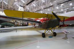 Koenig117さんが、コスフォード空軍基地で撮影したイギリス空軍 DH.82A Tiger Mothの航空フォト(飛行機 写真・画像)