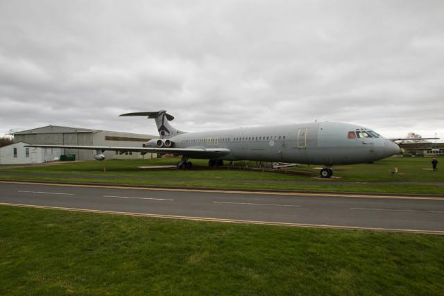 コスフォード空軍基地 - RAF Cosford [EGWC]で撮影されたコスフォード空軍基地 - RAF Cosford [EGWC]の航空機写真(フォト・画像)
