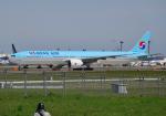 雲霧さんが、成田国際空港で撮影した大韓航空 777-3B5/ERの航空フォト(写真)
