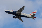 Koenig117さんが、ロンドン・シティ空港で撮影したブリティッシュ・エアウェイズ A318-112の航空フォト(写真)