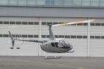 みいさんさんが、東京ヘリポートで撮影した日本法人所有 R66 Turbineの航空フォト(写真)