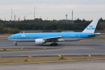 MA~RUさんが、成田国際空港で撮影したKLMオランダ航空 777-206/ERの航空フォト(写真)