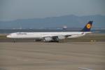 RAOUさんが、中部国際空港で撮影したルフトハンザドイツ航空 A340-642Xの航空フォト(写真)