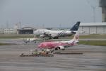 RAOUさんが、那覇空港で撮影したチャイナエアライン 747-409の航空フォト(写真)