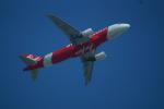FRTさんが、タンソンニャット国際空港で撮影したエアアジア A320-216の航空フォト(飛行機 写真・画像)