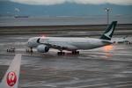 RAOUさんが、中部国際空港で撮影したキャセイパシフィック航空 A350-941XWBの航空フォト(写真)
